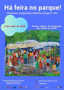 """Read more about the article """"Há feira no parque!"""""""